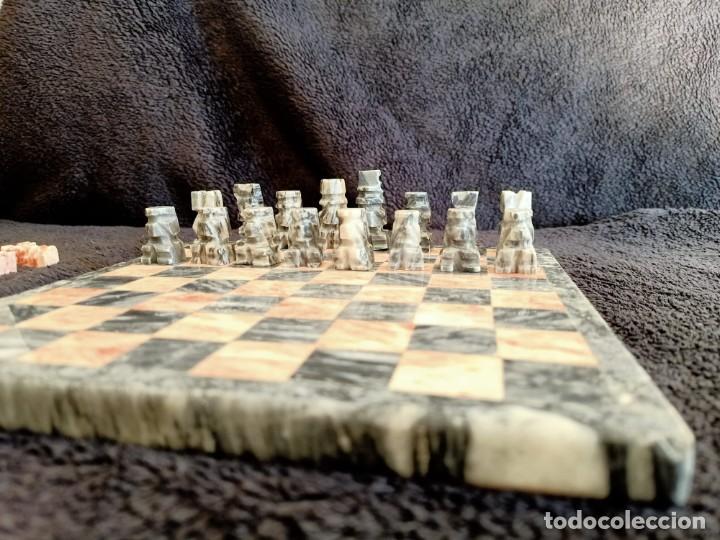 Juegos de mesa: Ajedrez de Marmol - Foto 11 - 235577725