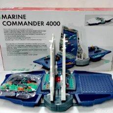 Juegos de mesa: MARINE COMMANDER 4000. Lote 235591695