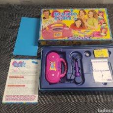 Juegos de mesa: JUEGO DE MESA RADIO GIRLS DE MATTEL. Lote 235610025