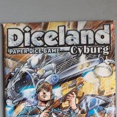 Juegos de mesa: DYCELAND CYBURG. Lote 235708650