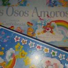 Juegos de mesa: JUEGO LOS OSOS AMOROSOS, DE PARKER, EN CAJA. Lote 235794085