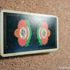 Juegos de mesa: ANTIGU JUEGO NAIPES FARIAS. Lote 235796960