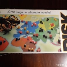 Juegos de mesa: RISK VINTAGE PARKER JUEGO ESTRATEGIA 1984. Lote 235814320