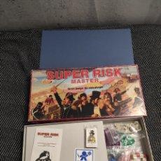 Juegos de mesa: JUEGO DE MESA SUPER RISK DE BORRAS. Lote 235856625