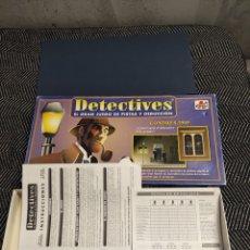 Juegos de mesa: JUEGO DE MESA DETECTIVES DE BORRAS. Lote 235857770