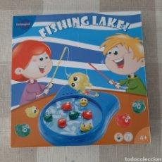 Juegos de mesa: JUEGO DE PESCA FISHING LAKE!. Lote 235920025