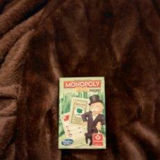 Jeux de table: BARAJA MONOPOLY DEAL POCKET PRECINTADA. Lote 236193855