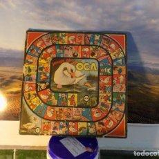 Juegos de mesa: TRASTOS VIEJOS JUEGO DE A LA OCA LA QUE VES NO ES NUEVA. Lote 236416785