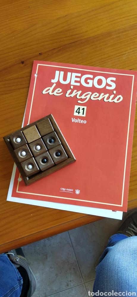 Juegos de mesa: Juego de madera VOLTEO - Foto 2 - 236495950