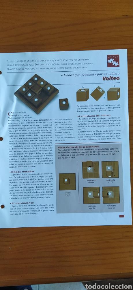 Juegos de mesa: Juego de madera VOLTEO - Foto 3 - 236495950