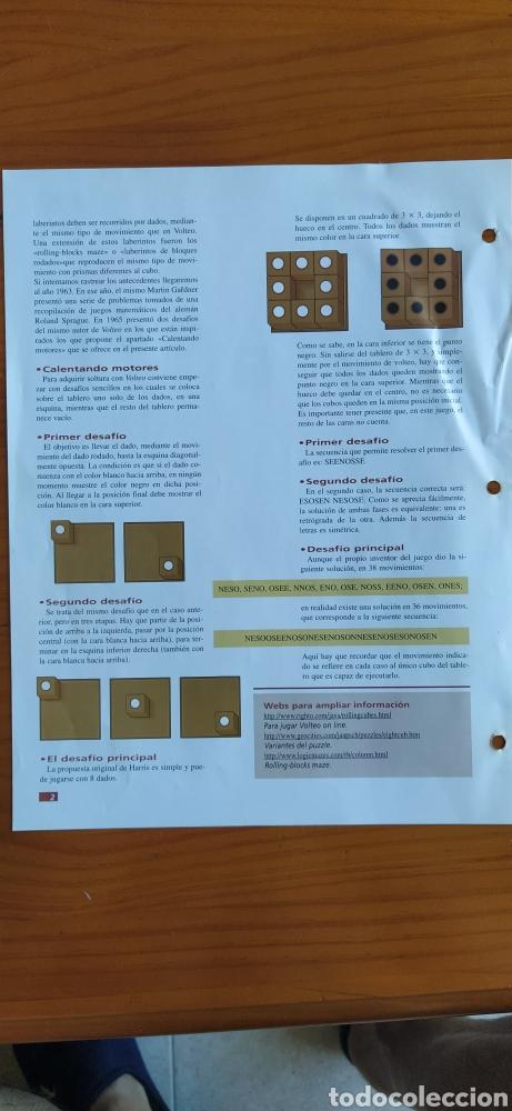 Juegos de mesa: Juego de madera VOLTEO - Foto 4 - 236495950