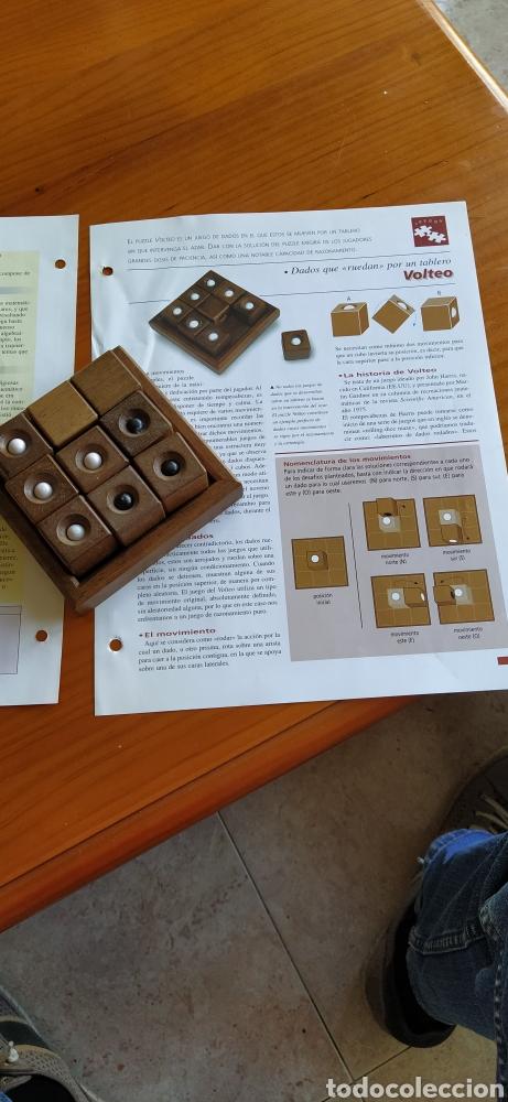 Juegos de mesa: Juego de madera VOLTEO - Foto 5 - 236495950
