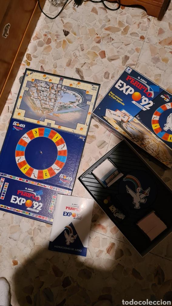 Juegos de mesa: juego de la expo completo - Foto 2 - 236602390