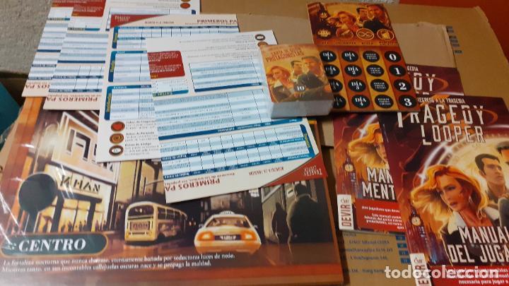 Juegos de mesa: tragedy looper. devir - Foto 3 - 237115430