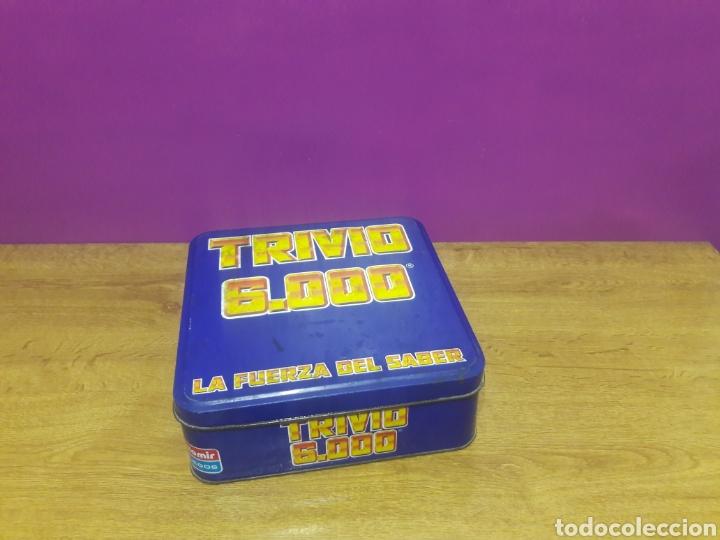 TRIVIO 6000 (Juguetes - Juegos - Juegos de Mesa)