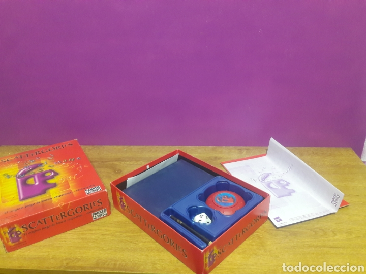 Juegos de mesa: juego scatergories - Foto 2 - 237173920