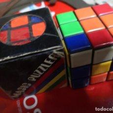 Juegos de mesa: 2 JUGUETE PUZZLES DADO CUBO. Lote 237411620
