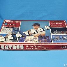 Juegos de mesa: SCATRON - TECNICO RADIO - SCALA S.A.. Lote 237435090