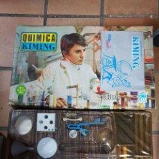 Jogos de mesa: JUEGO QUIMICA KIMING SENIOR PRECINTADO. Lote 276300293