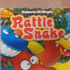 Juegos de mesa: RATTLE SNAKE. NEXUS. Lote 237827505