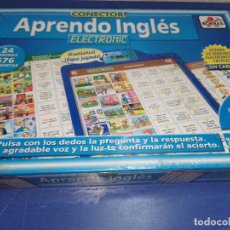 Juegos de mesa: ANTIGUO JUEGO DE MESA - CONECTOR - APRENDO INGLES RETRACTILADO SIN ABRIR. Lote 237838010