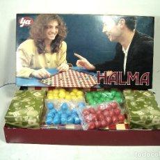 Juegos de mesa: RARO JUEGO DE MESA - HALMA JUEGOS YA S.L. REF: 1009-SPAIN AÑOS 70 - BUEN ESTADO. Lote 239389570