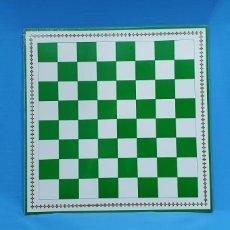 Juegos de mesa: TABLERO DE AJEDREZ EN MADERA - TIO PENCHO - MEDIDAS: 40 × 40 CM. Lote 239398765