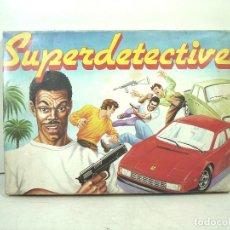 Juegos de mesa: JUEGO DE MESA - SUPERDETECTIVE FALOMIR RE:5000 -SPAIN AÑOS 80 - SUPER DETECTIVE. Lote 239894760