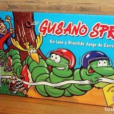 Juegos de mesa: GUSANO SPRINT - MB JUEGOS - NUEVO Y PRECINTADO - PLASTILINA PLAY-DOH - AÑO 1994. Lote 255539460