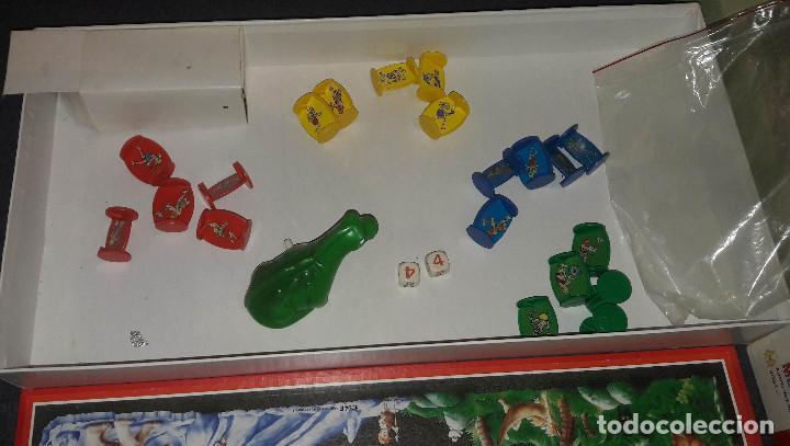 Juegos de mesa: LOCODINO COMPLETO MB JUEGOS (DINOSAURIO NO FUNCIONA) - Foto 3 - 240264275