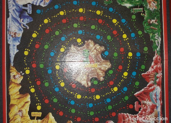 Juegos de mesa: LOCODINO COMPLETO MB JUEGOS (DINOSAURIO NO FUNCIONA) - Foto 4 - 240264275