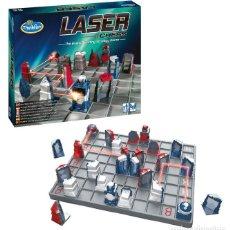 Juegos de mesa: AJEDREZ. JUEGO DE LOGICA LASER CHESS. Lote 240450715