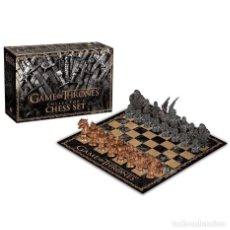 Juegos de mesa: CHESS. AJEDREZ JUEGO DE TRONOS. BATALLA FINAL ENTRE VIVOS Y MUERTOS. GAME OF THRONES. Lote 240464080