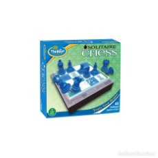 Juegos de mesa: AJEDREZ SOLITARIO. SOLITAIRE CHESS. Lote 240538225