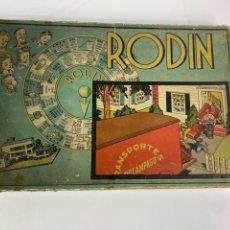 Juegos de mesa: RODIN, JUEGO DE MESA. BORRAS. AÑOS 50.. Lote 240654525