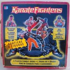 Juegos de mesa: JUEGO KARATE FIGHTERS DE MB. Lote 240796425