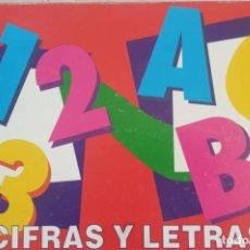Juegos de mesa: JUEGO DE MESA CIFRAS Y LETRAS DE JUFASA AÑO 1993. Lote 240956280