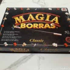 Juegos de mesa: MAGIA BORRAS 125 TRUCOS. Lote 241117905