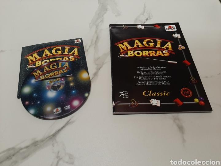 Juegos de mesa: Magia Borras 150 trucos /DVD - Foto 4 - 241119340
