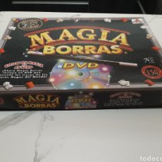Juegos de mesa: MAGIA BORRAS 150 TRUCOS /DVD. Lote 241119340