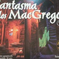 Juegos de mesa: ANTIGUO JUEGO EL FANTASMA DE LOS MACGREGOR. Lote 241207740