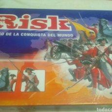 Juegos de mesa: RISK. LA CONQUISTA DEL MUNDO. JUEGO DE MESA COMPLETO. PARKER. Lote 241278595