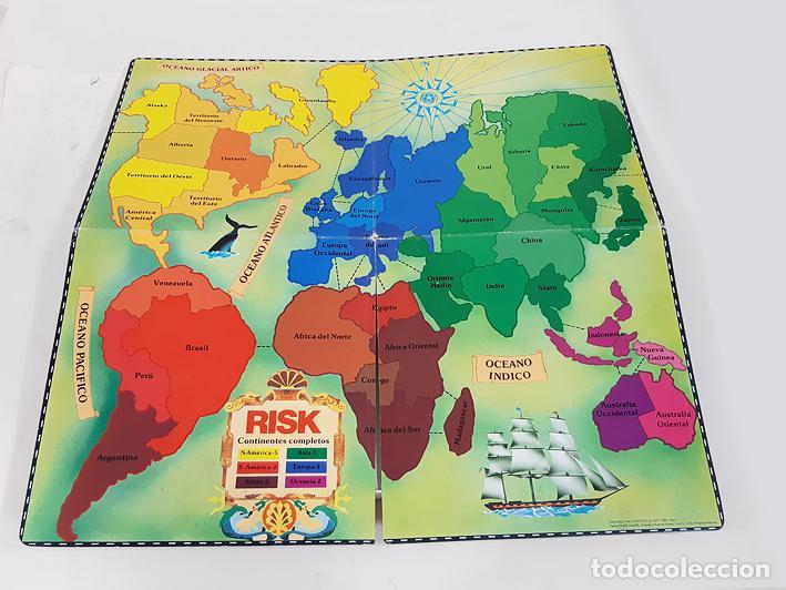 Juegos de mesa: JUEGO DE MESA DEL RISK DE BORRAS - Foto 3 - 241292150