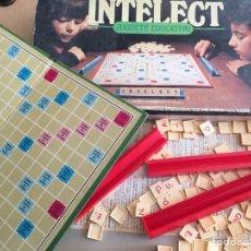 Juegos de mesa: ANTIGUO JUEGO DE MESA INTELECT AÑOS 70. Lote 241655020
