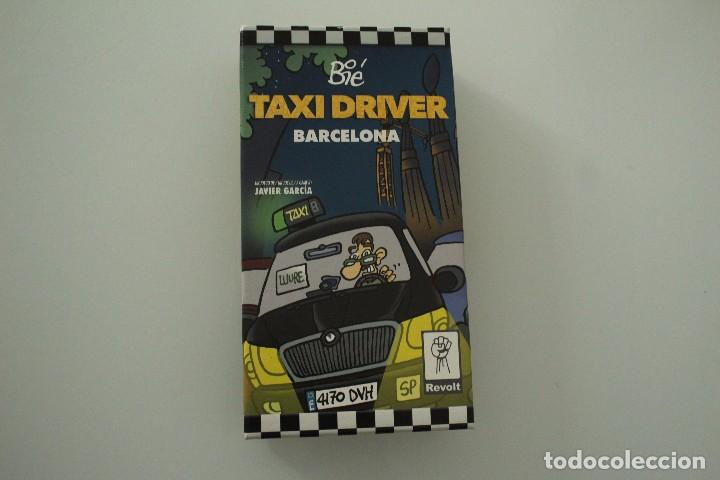 Juegos de mesa: TAXI DRIVER BARCELONA COMPLETO - Foto 2 - 241706050