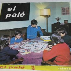Juegos de mesa: JUEGO DE MESA,EL PALÉ,AÑOS CINCUENTA.. Lote 241826505