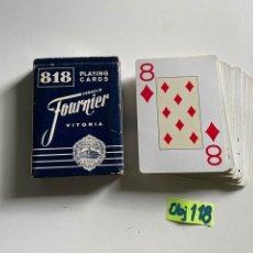 Juegos de mesa: BARAJA DE CARTAS HERACLIO FOURNIER. Lote 242007920