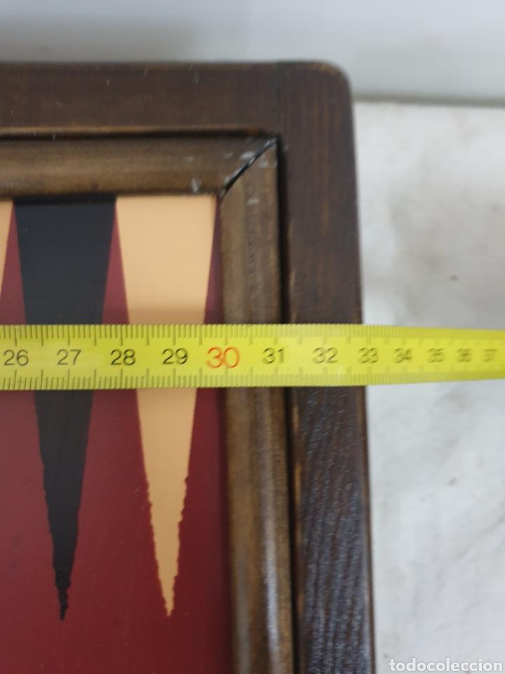Juegos de mesa: Caja de juegos de madera - Foto 7 - 242137430