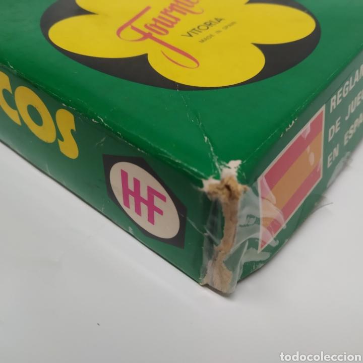 Juegos de mesa: Círculos Mágicos, Muñecos, de Heraclio Fournier (Vitoria) año 1974 diseño Carlos Busquets, completo - Foto 18 - 242144745