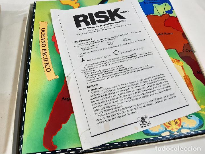Juegos de mesa: JUEGO DE MESA DEL RISK DE BORRAS - Foto 11 - 241292150